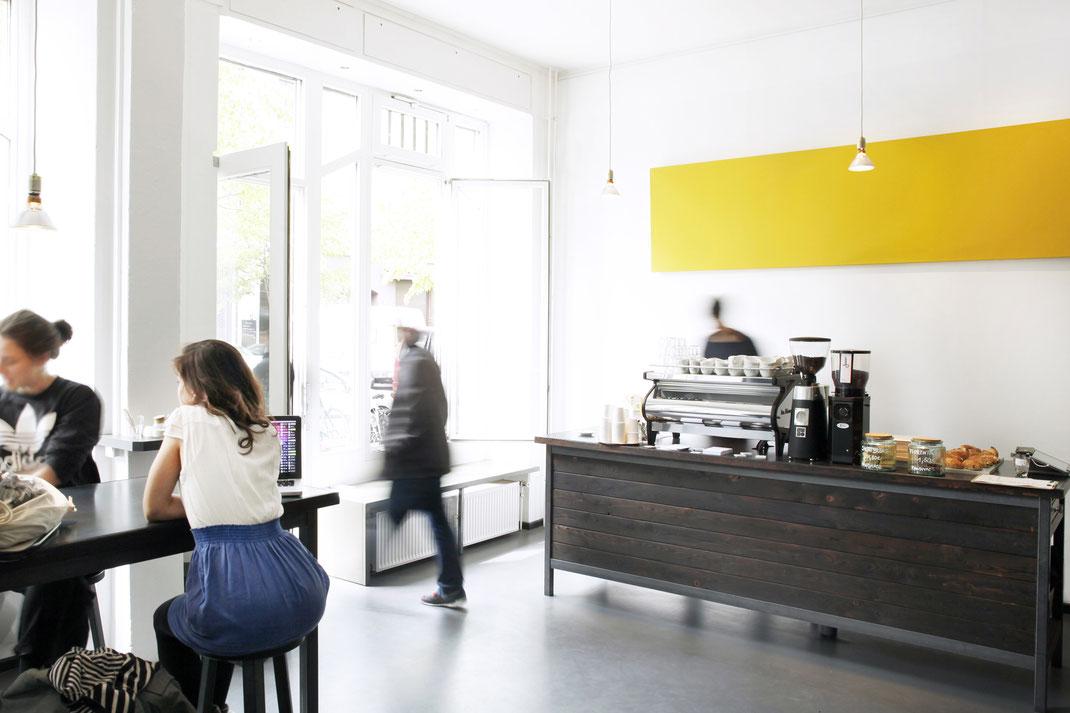 espresso kaffee coffee shop specialty rösterei roastery Berlin Kreuzberg