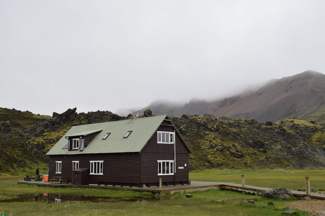 Landmannalaugar accomodation