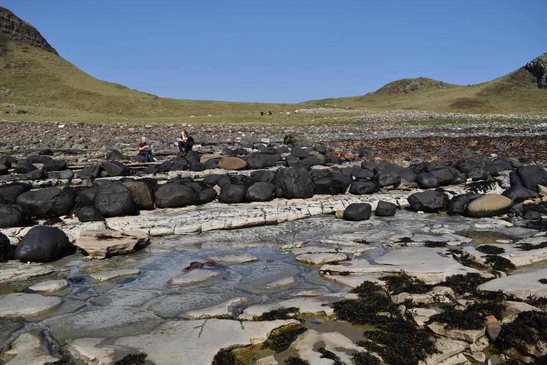 Camas Mòr, Isle of Muck