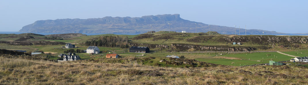 Port Mòr, Isle of Muck