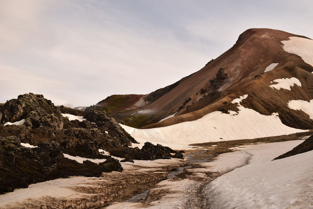 Brennisteinsalda - the colourful mountain, Landmannalaugar