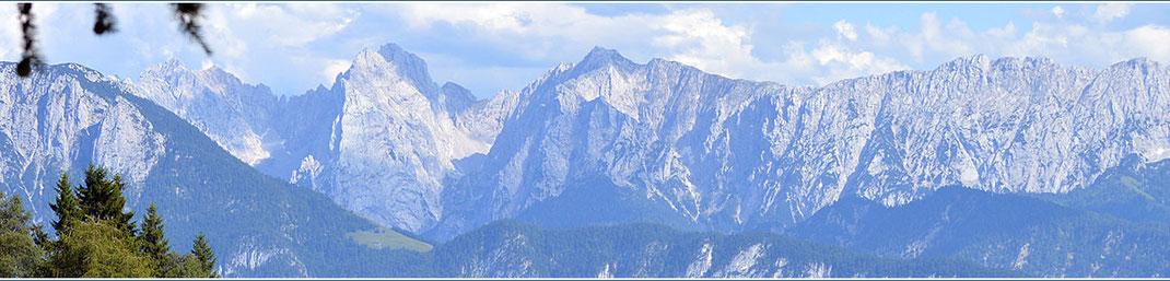 """Bergmassiv """"Wilder Kaiser"""" / Oberaudorf"""