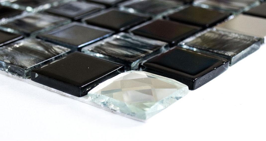 vinyl wandfliesen mosaik vinyl fliesen k che selbstklebend neu holz 1m laminat. Black Bedroom Furniture Sets. Home Design Ideas