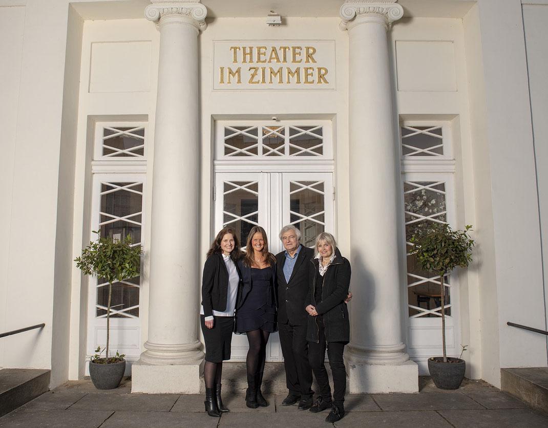 Familie Kunicki - Theater im Zimmer Hamburg