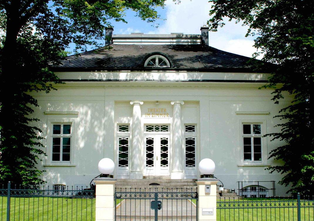 Villa für Theater, Konzerte, Privat-Veranstaltungen und Firmen-Events an der Alster