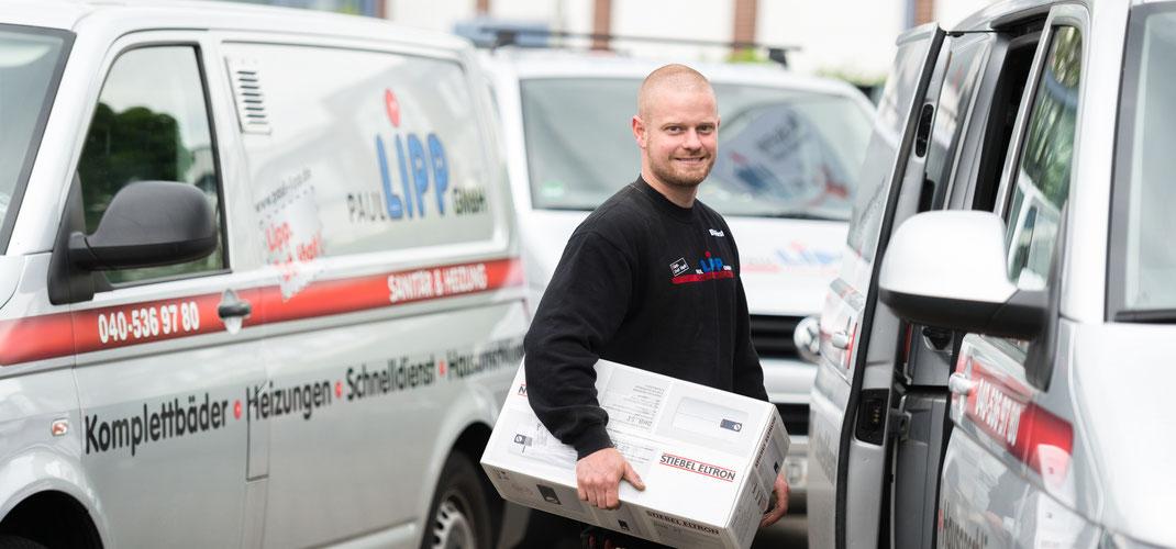 Kundendienst - Paul Lipp GmbH