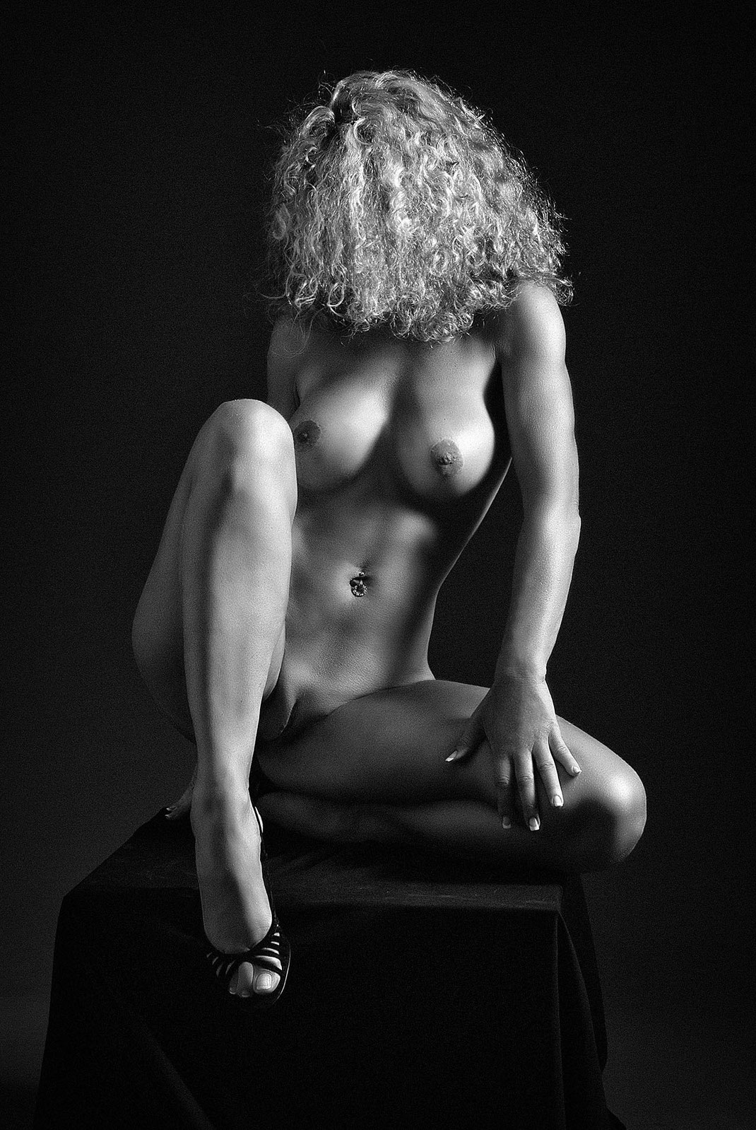 Fetish and Fine Art Nude Photography by Martin Boelt