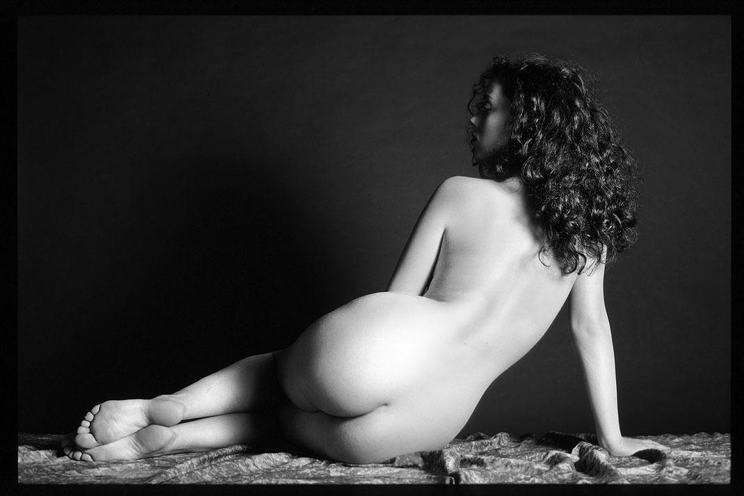 Erotische Aktaufnahme Fine Art Nude von Martin Boelt Photography