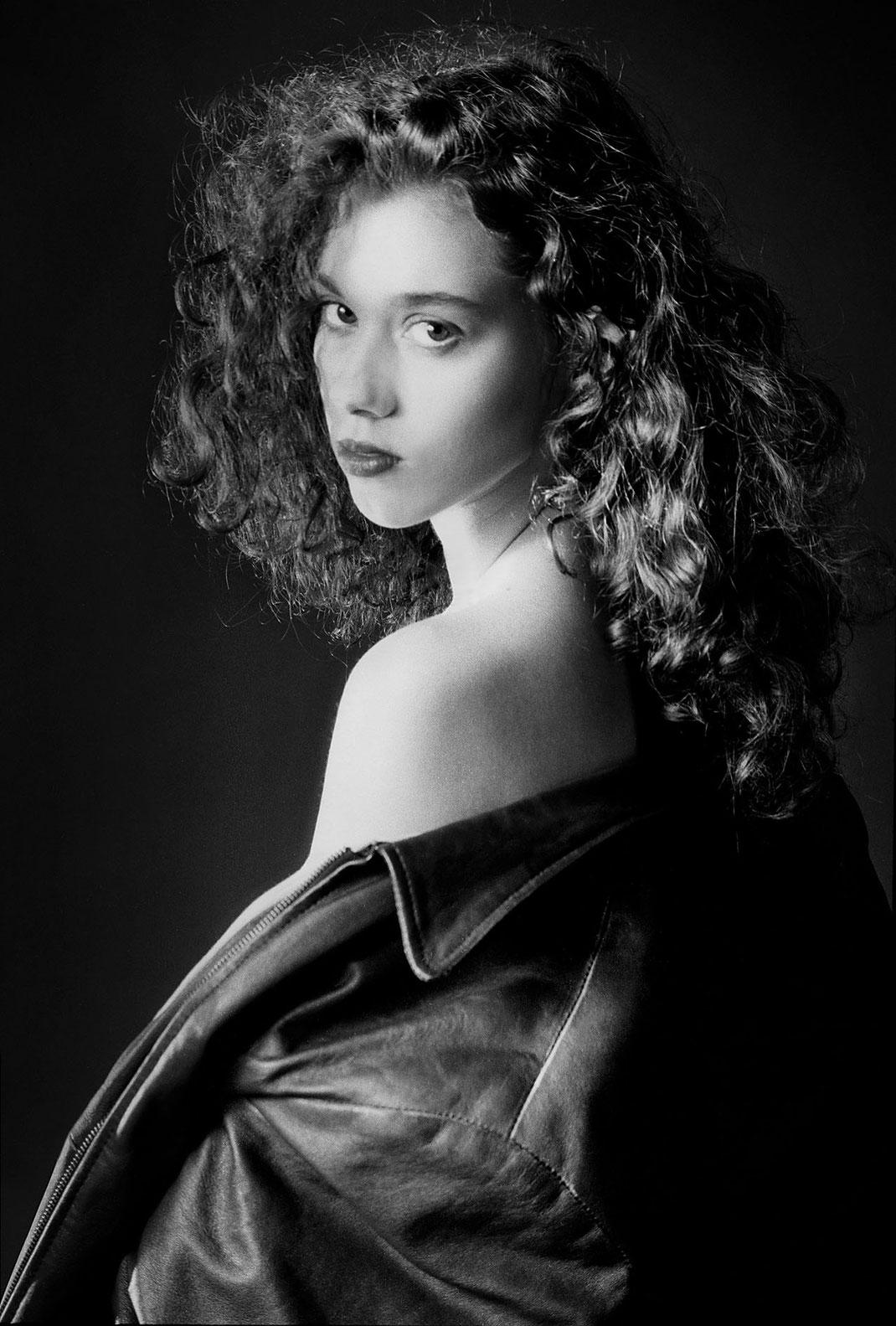 Erotische Portrait Fine Art Nude Aufnahme von Martin Boelt Photography