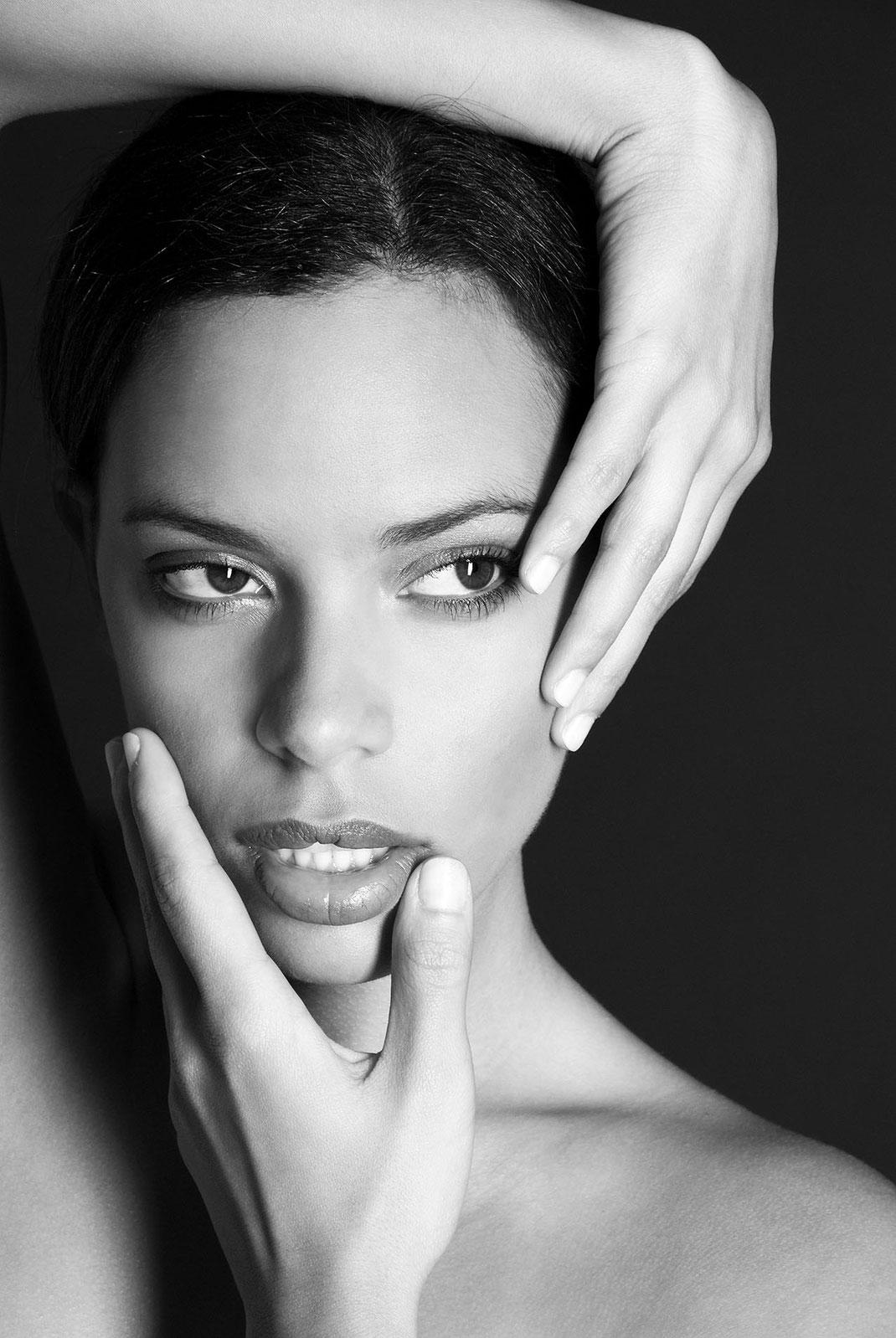 Porträtaufnahme Caro by Martin Boelt Portrait Portrait Photography