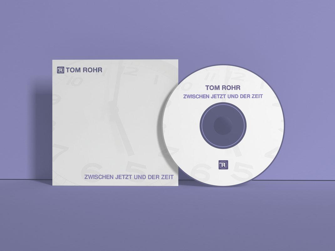 Tom Rohr - Zwischen Jetzt und der Zeit - CD
