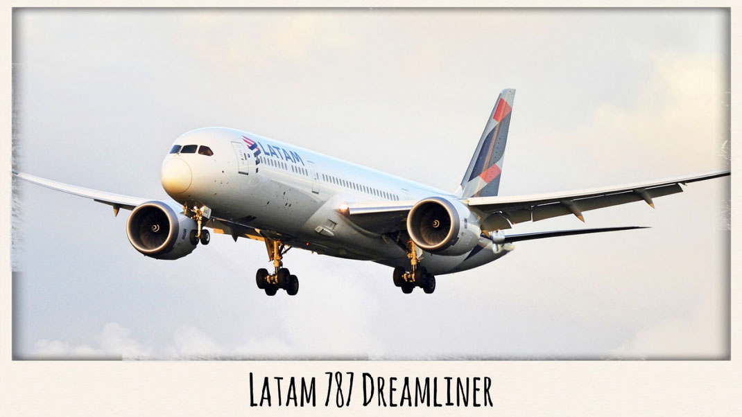 Boeing 787 Routes Part 2 - GoTravelYourWay - The Airline Blog