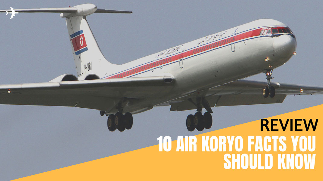 Air Koryo Review IL62