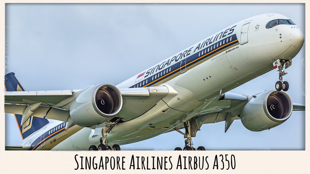 Airbus A350 Routes - GoTravelYourWay - The Airline Blog