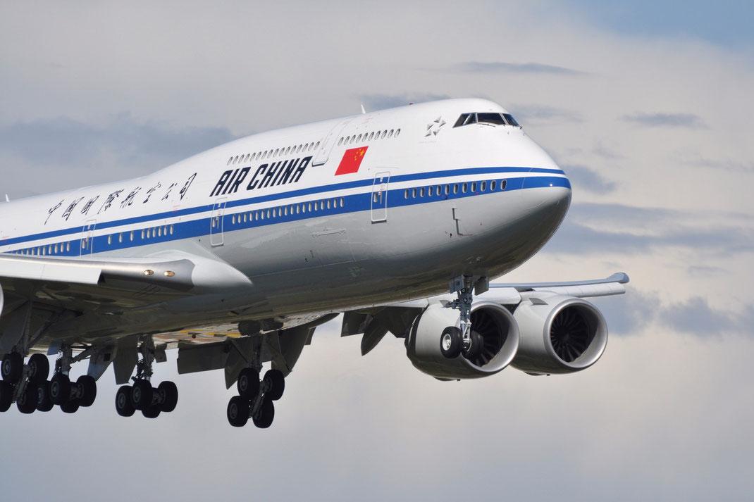 AirChina 747-8I
