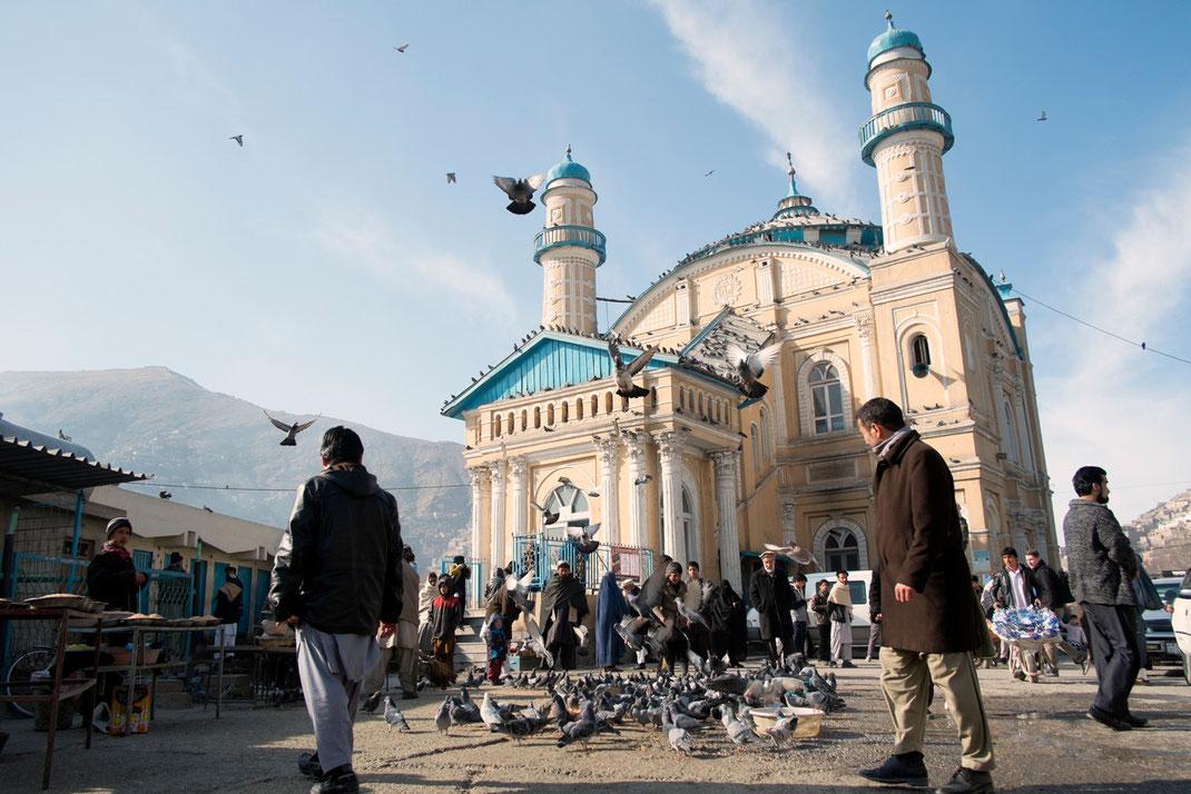 Shah Du Shamshira Mosque kabul