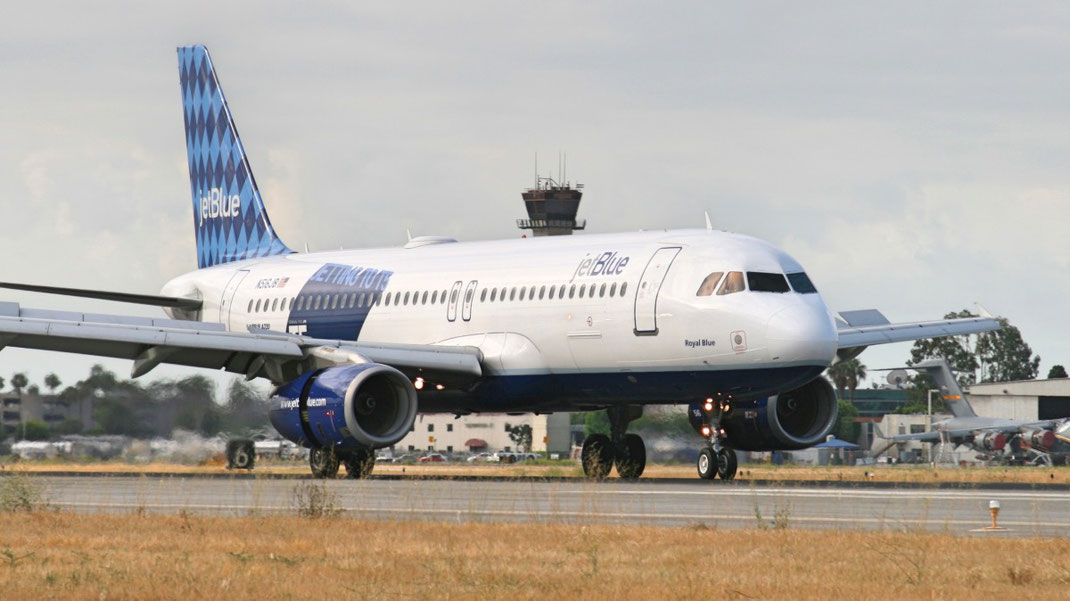 JetBlue Airways 320
