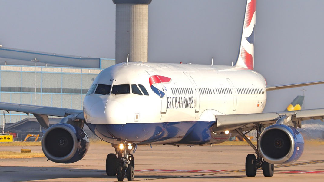 British Airways A320