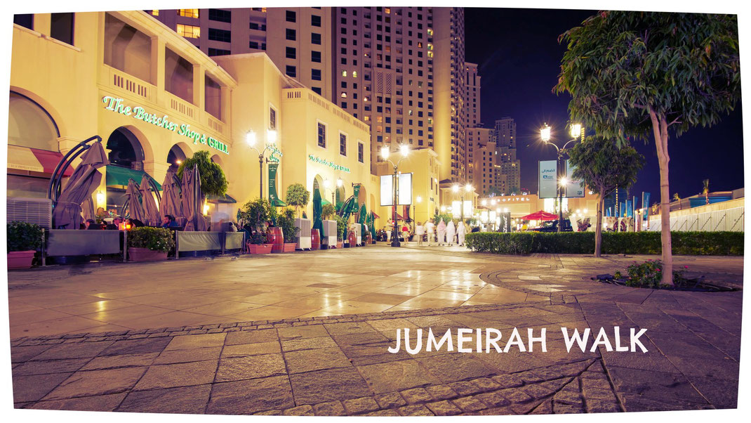 jumeirah walk