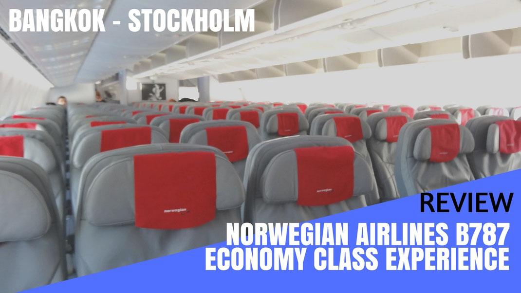 norwegian air dreamliner 787