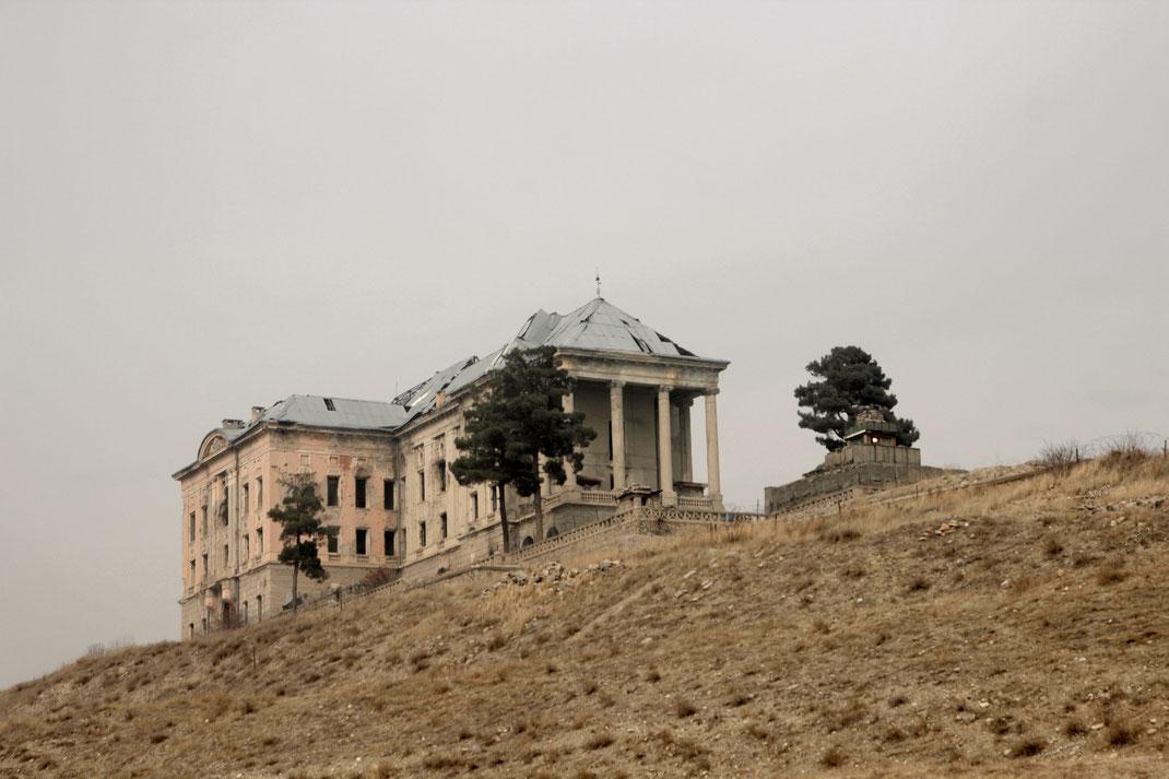 tajbeg palace