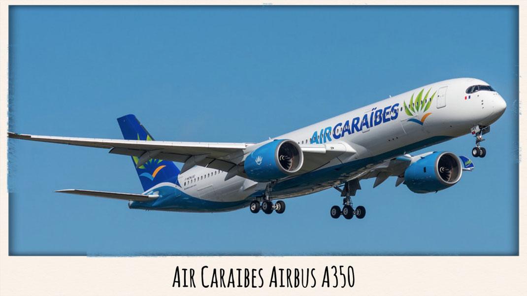 air caraibes a350