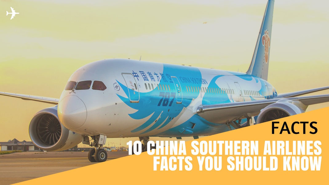 China Southern Airlines 787 Dreamliner