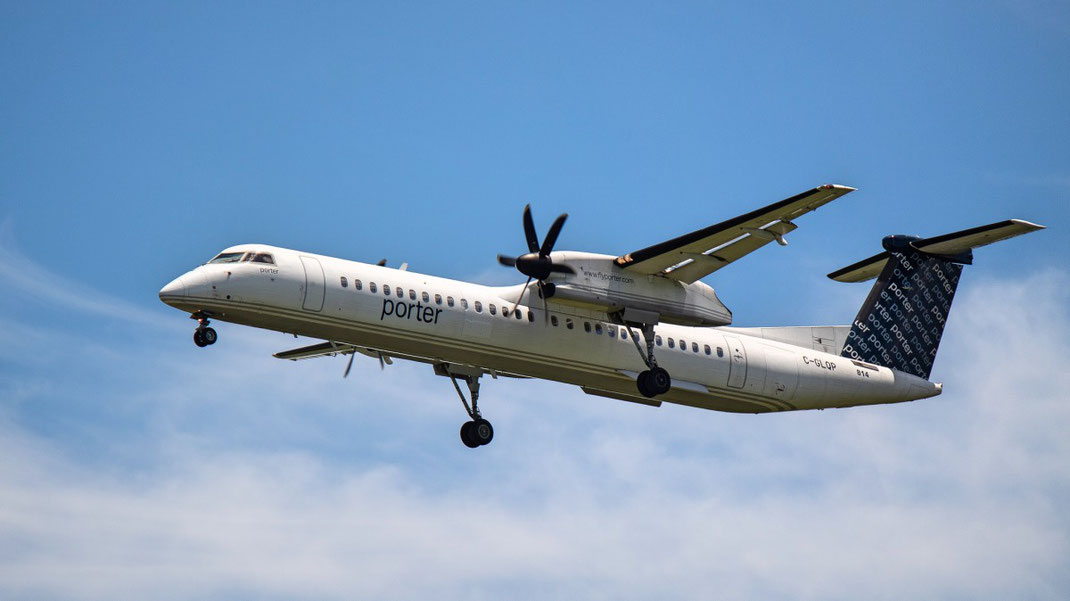 Review: 10 Porter Airlines Facts you should know