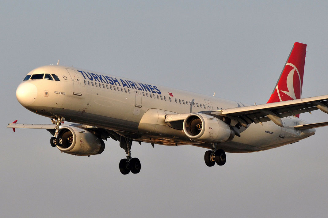 Turkish Airlines A320
