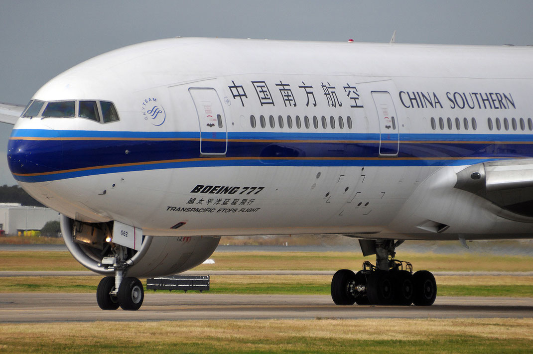 China Southern Airlines 777