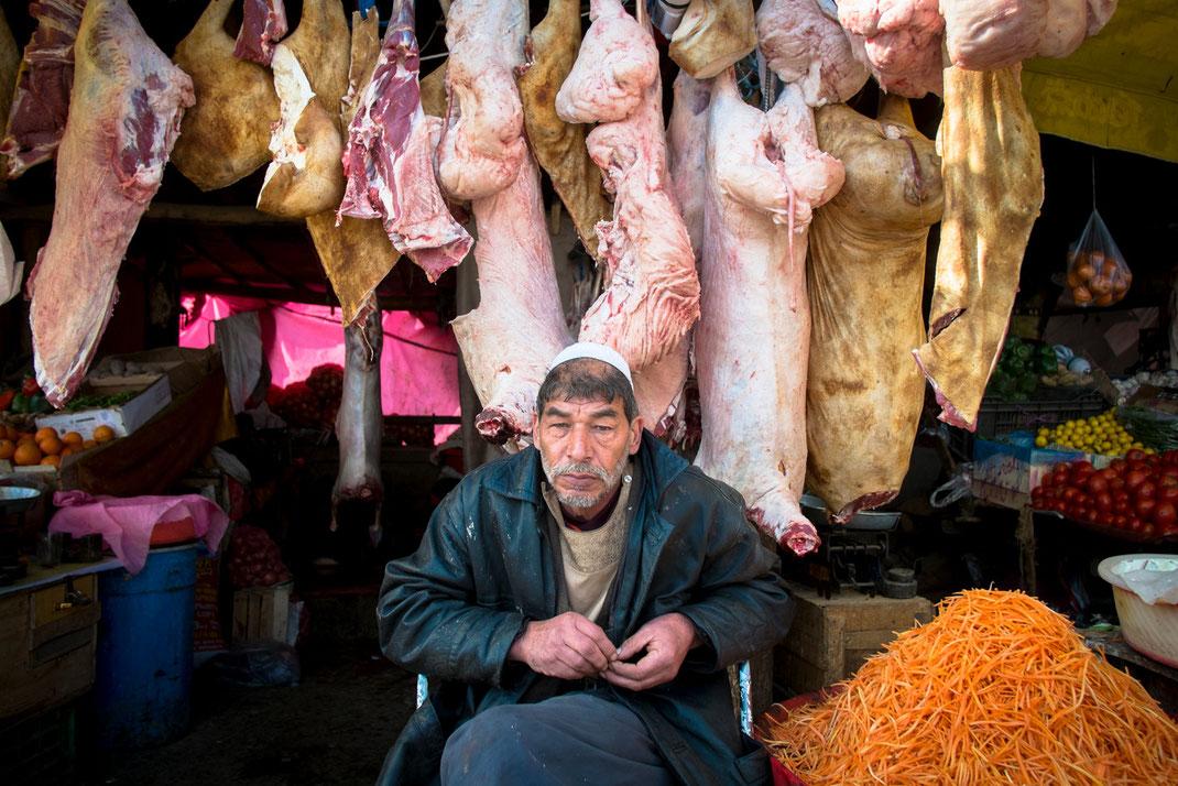 kabul local market