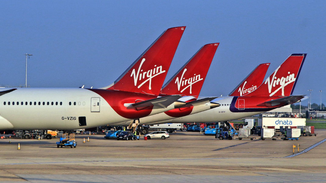 Virgin Atlantic Fleet