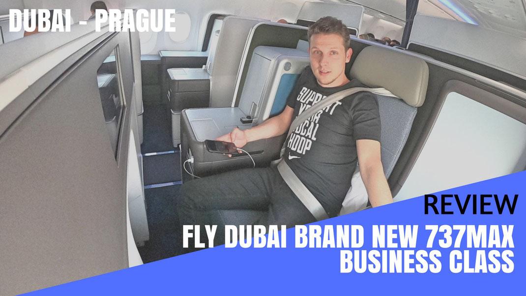 FlyDubai New Business Class