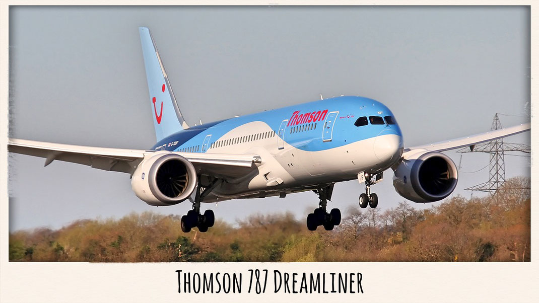 Thomson 787 Dreamliner