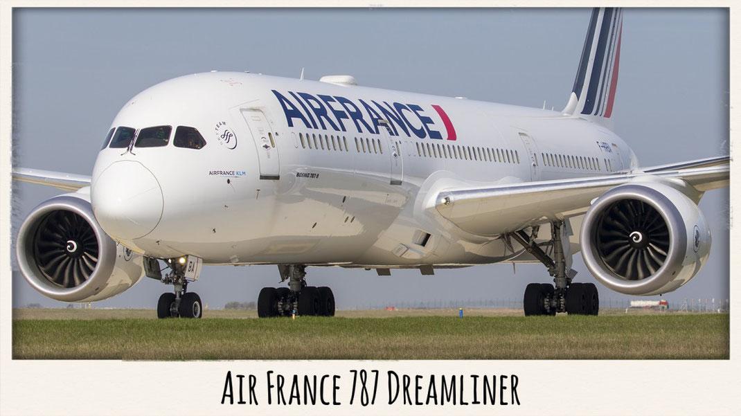 Air France 787 Dreamliner
