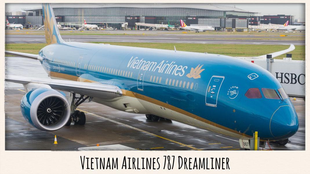 Vietnam 787 dreamliner