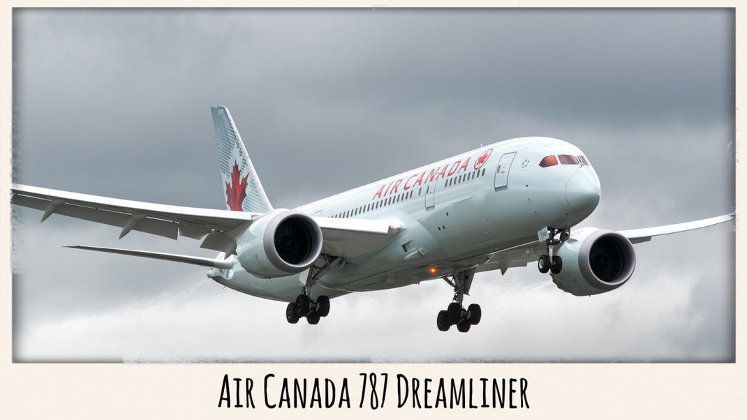 Boeing 787 Routes Part 1 - GoTravelYourWay - The Airline Blog
