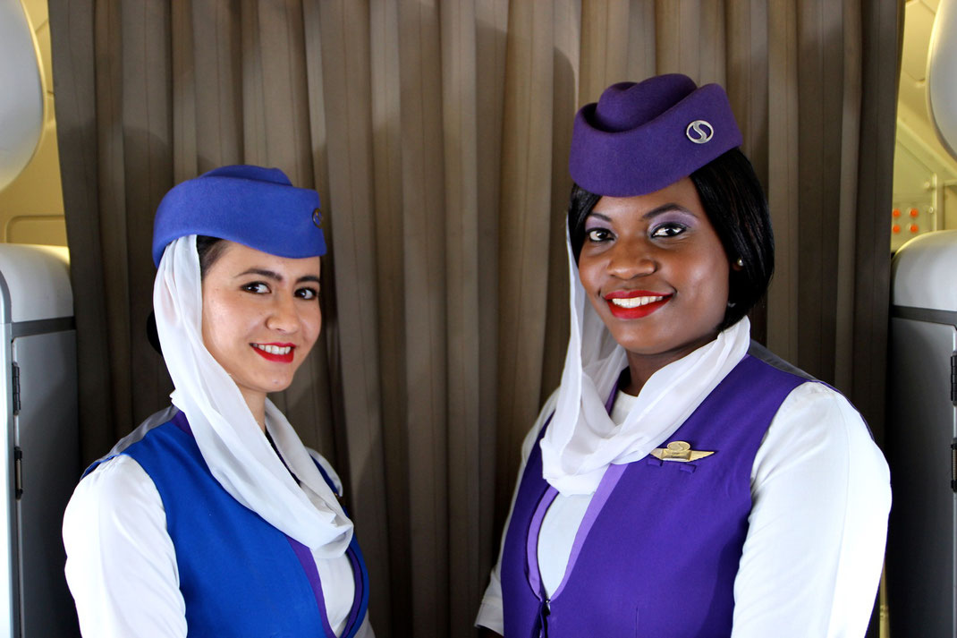safi airways cabin crew