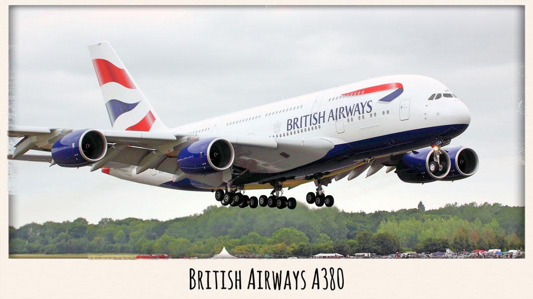 BritishAirways A380