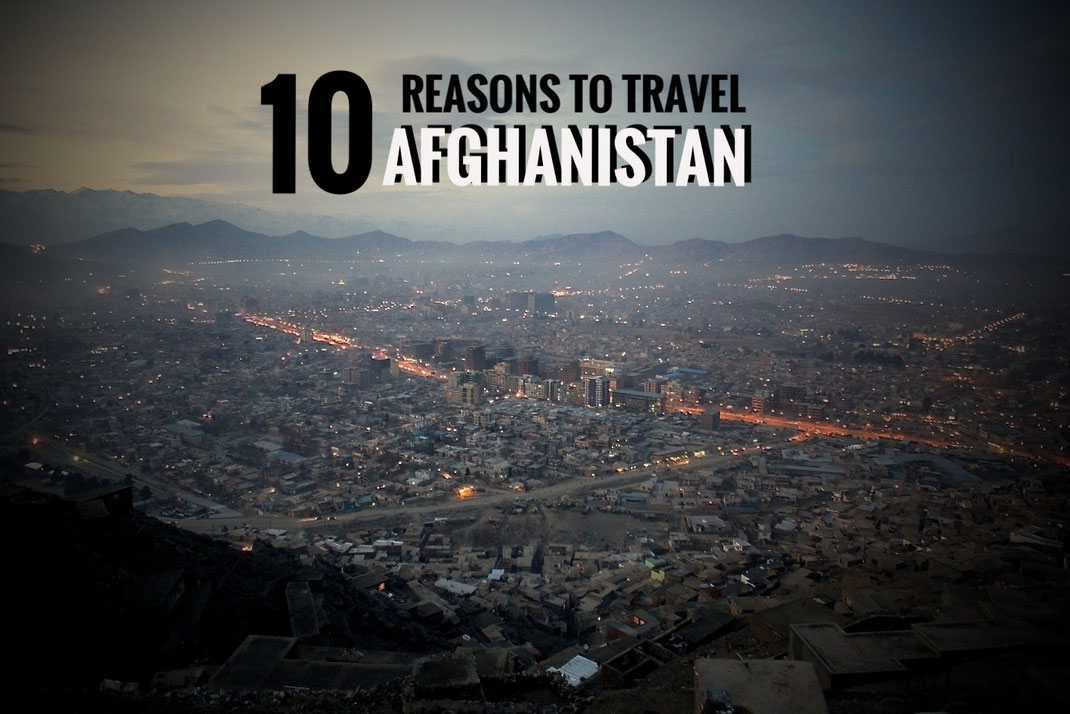 overlooking kabul city