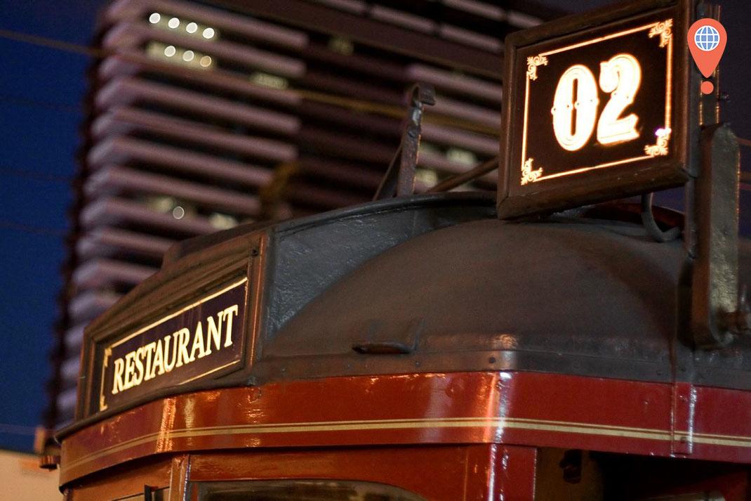 tram restauran melbourne