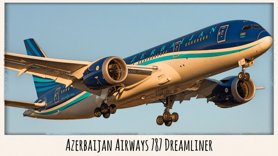 azerbaijan airways 787 dreamliner