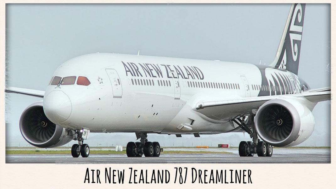 Air New Zealand 787 Dreamliner