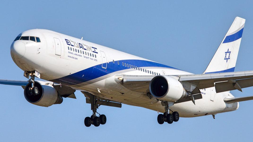 El Al Israel Airlines 767