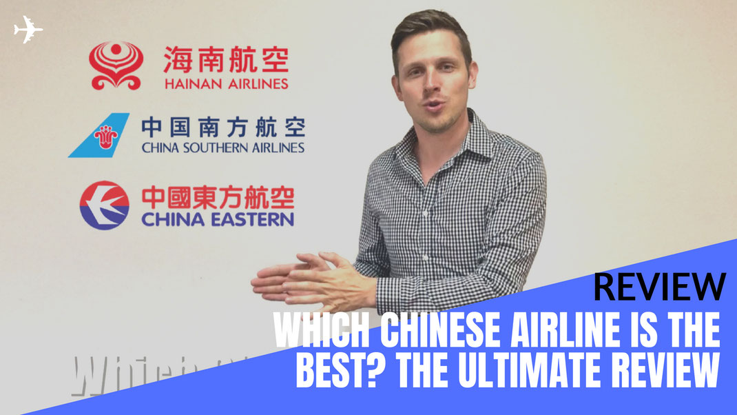 Best Chinese Airline