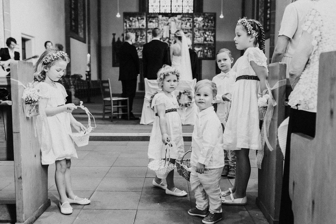 Hochzeitsfotografie vom Hof
