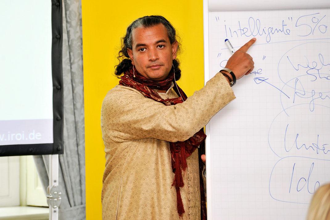 sanjay sauldie, tagung, vortrag