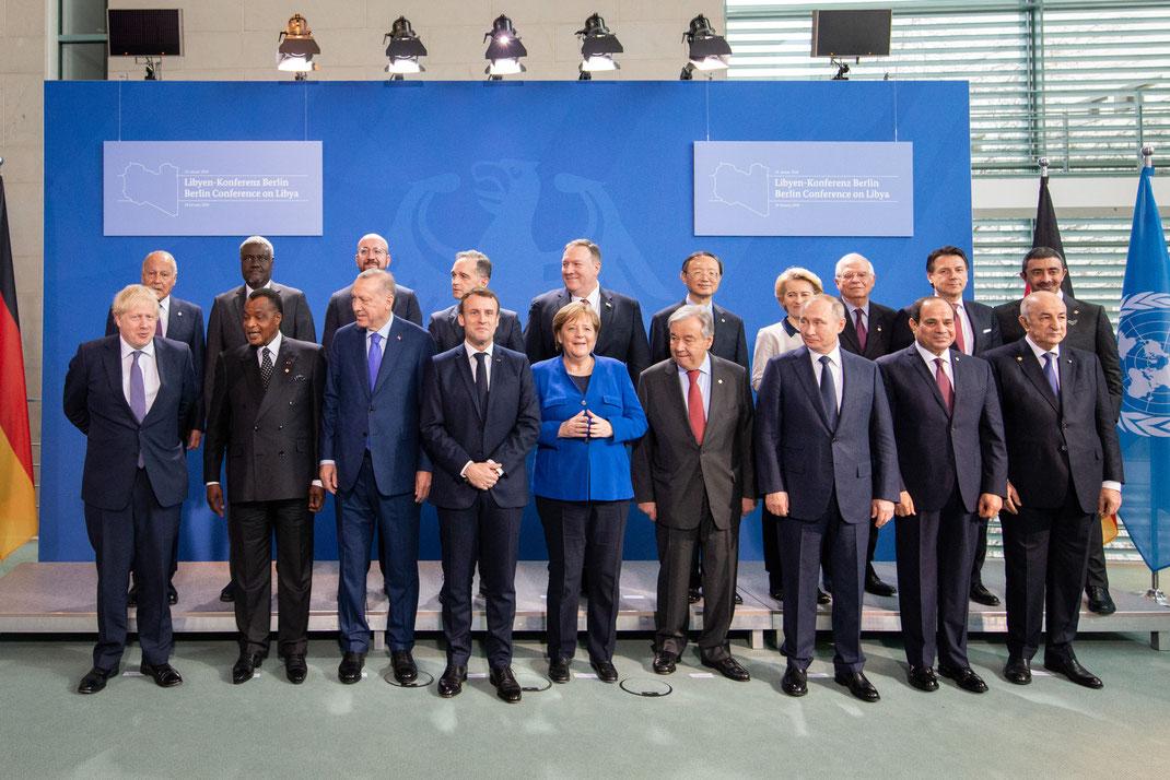 libyen-konferenz, 2020