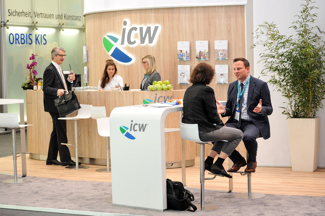 connecting healthcare it, icw