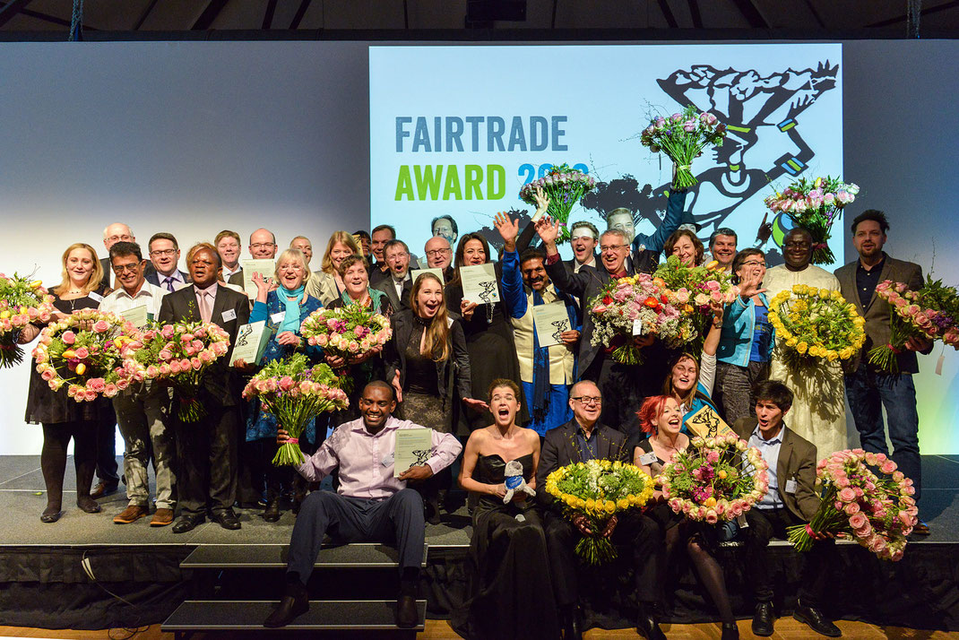 fair trade award 2016, fleurop